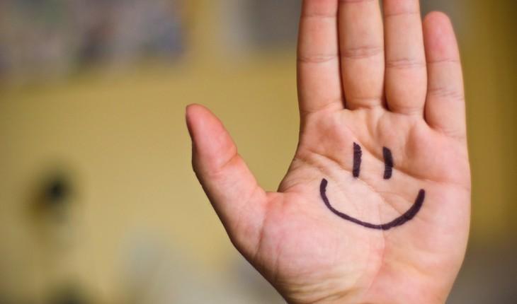 รอยยิ้มของคนที่สติ