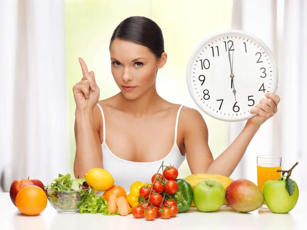 ฝึกใจกินแต่ของที่ดีต่อสุขภาพ